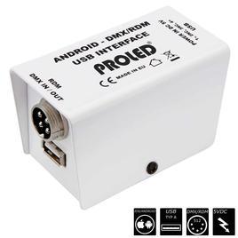 ANDROID - DMX/RDM USB INTERFACE