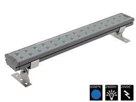 BAR DOUBLE MONO IP65 60cm 20°, CW