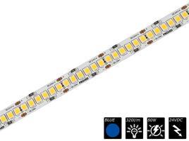 FLEX STRIP 1200 SINGLE MONO BLUE 5m