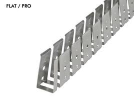 BIEGEPROFIL für FLEX TUBE FLAT / PRO 90cm