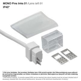ANSCHLUSSKABEL links 01 IP65 auf offenes Kabelende FLAT MONO
