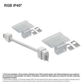 KABELVERBINDER IP65 FLAT RGB