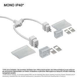 Y-ANSCHLUSSKABEL IP65 FLAT MONO