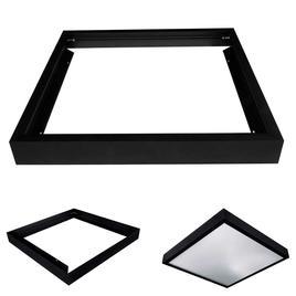 DECKENAUFBAU-MONTAGERAHMEN 610x610mm für INFINITY PANEL, schwarz