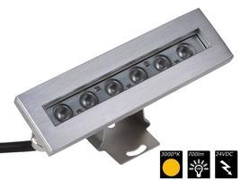 IP68 WALLWASHER 6x 2 Watt MONO WW