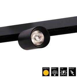 AVALON LaVilla 48, schwarz, 3000°K, nicht dimmbar