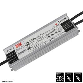 MEAN WELL SCHALTNETZTEIL PRO IP67 3IN1 12 VDC - 150 Watt