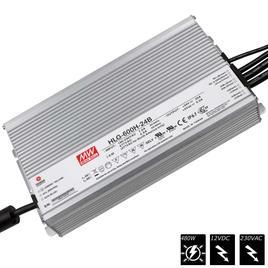 MEAN WELL SCHALTNETZTEIL PRO IP67 3IN1 12 VDC - 480 Watt
