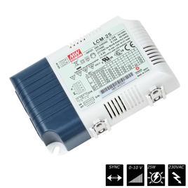 MEAN WELL SCHALTNETZTEIL CCU 1-10V MULTI - 25 Watt