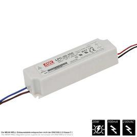 MEAN WELL SCHALTNETZTEIL CCU 700mA IP67 - 21 Watt