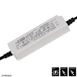 MEAN WELL SCHALTNETZTEIL BASIC IP67 24 VDC - 25 Watt