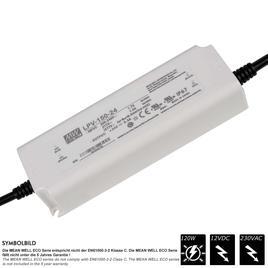 MEAN WELL SCHALTNETZTEIL ECO IP67 12 VDC - 120 Watt