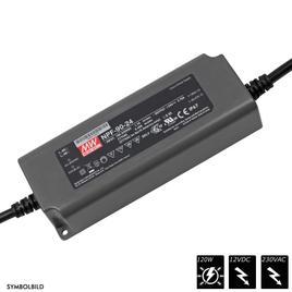 MEAN WELL SCHALTNETZTEIL ECO+ IP67 12 VDC - 120 Watt
