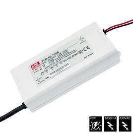 MEAN WELL SCHALTNETZTEIL CCU 1050mA - 40 Watt
