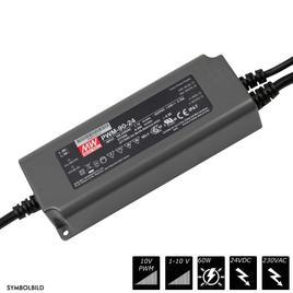 MEAN WELL SCHALTNETZTEIL ECO+ dimmbar IP67 24 VDC - 60 Watt