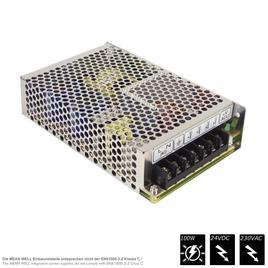 MEAN WELL SCHALTNETZTEIL 24 VDC - 100 Watt