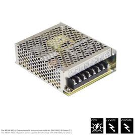 MEAN WELL SCHALTNETZTEIL 12 VDC - 70 Watt