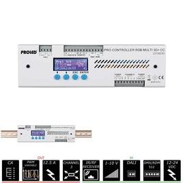 PRO CONTROLLER RGB MULTI 3x 100W Common Anode