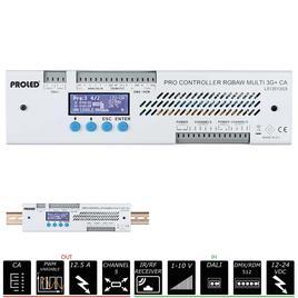 PRO CONTROLLER RGBAW MULTI 5x 50W Common Anode