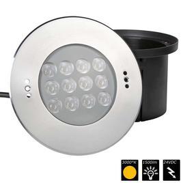 REC IP68 LIGHT 12x 2 Watt MONO 25°, WW