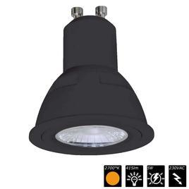 DOWNLIGHT REFLEX LED 5 MODUL, GU10, 2700°K, schwarz