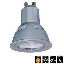 DOWNLIGHT REFLEX LED 5 MODUL, GU10, 2700°K, silber