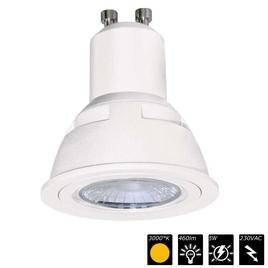 DOWNLIGHT REFLEX LED 5 MODUL, GU10, 3000°K. weiss
