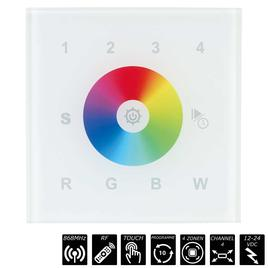 RF RGBW REMOTE CONTROLLER WALL weiss