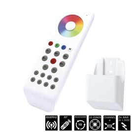 RF RGBW REMOTE CONTROLLER weiss