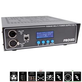 RGBAW MULTI NETZTEIL 3G 24 V - 90 W - Common Cathode