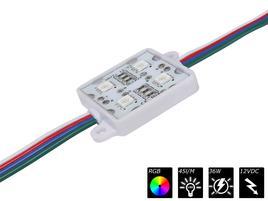 SMD-4 MODULE CHAIN RGB mit 25 Modulen