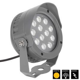 SPOT LIGHT IP65 12x 2 Watt MONO 20°, WW