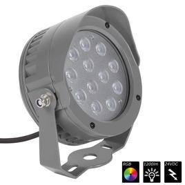 SPOT LIGHT IP65 12x 2 Watt TRILED
