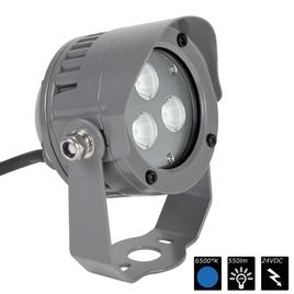 SPOT LIGHT IP65 3x 2 Watt MONO 20°, CW