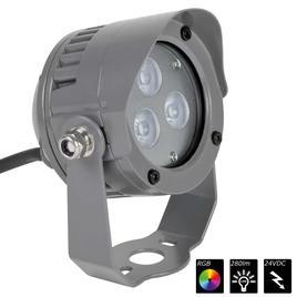 SPOT LIGHT IP65 3x 2 Watt TRILED