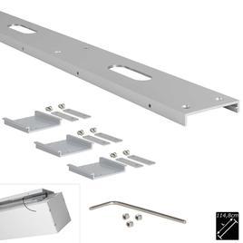 MONTAGE PROFIL SET LINEAR XL silber 1148mm