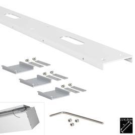 MONTAGE PROFIL SET LINEAR XL weiss 1148mm