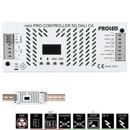 MINI PRO CONTROLLER 5G DALI 4x 4A CC