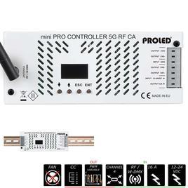 MINI PRO CONTROLLER 5G RF 4x 4A CC